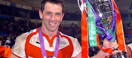 Paul Sculthorpe was an integral figure in St Helens' trophy-winning 2000s. Image Source - esrg-group.co.uk