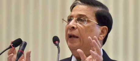 The CJI who will face an impeachment ... -(Image Credit: India tv/Youtube)