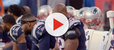 James Harrison played briefly for the Patriots last season (Image Credit: NFL Network/YouTube)