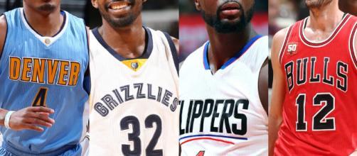 Algunos Jugadores que los Spurs pueden adquirir