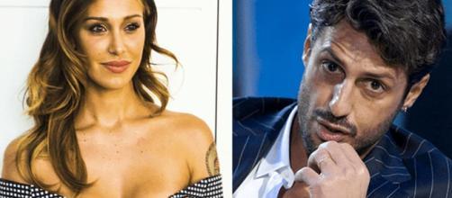 Belen Rodriguez confessa il suo bene per Fabrizio Corona e lo incontra a cena