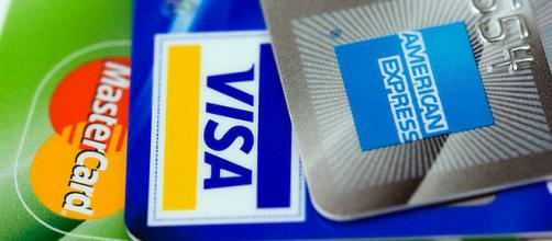 Credit card companies no longer require signatures on purchases. - [Image: Wikimedia Commons]