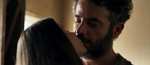 Desireé e Juvenal em 'O Outro Lado do Paraíso'