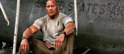 Dwayne Johnson, el famoso actor llamado 'The Rock'