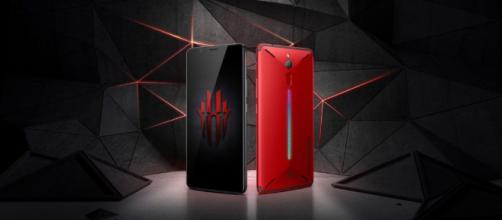 El teléfono inteligente Red Magic de Nubia está diseñado para jugar