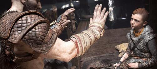 Así es el mejorado vídeojuego 'God of War'