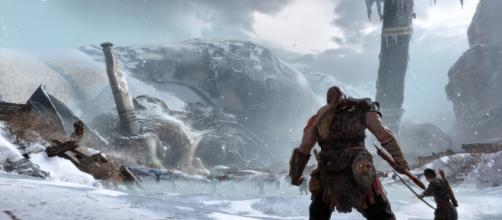 God of War – PS4: El nuevo roll de Kratos junto a su hijo - theverge.com