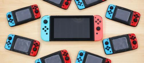 hasta ahora que podemos recordar del nintendo switch