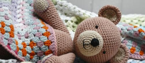 Mother's horror as 3ft teddy bear smothered baby girl to death image by   Marianne Seiman   for Flickr - flickr.com