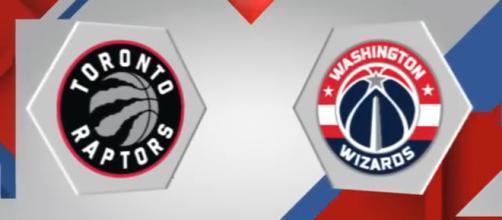 Raptors vs Wizards game 3: Image source: [<Toronto Raptors>/YouTube Screenshot]