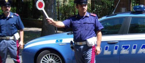 La polizia ha fermato i rapitori del bimbo nel corso di un casuale controllo di routine