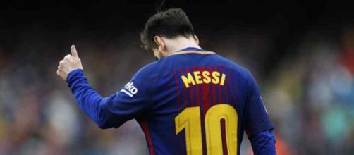 Leo Messi dá sinal verde para novo reforço