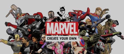 Marvel y una larga lista de superhéroes