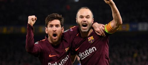 Messi - Iniesta: sociedad eterna en el Barça - mundodeportivo.com
