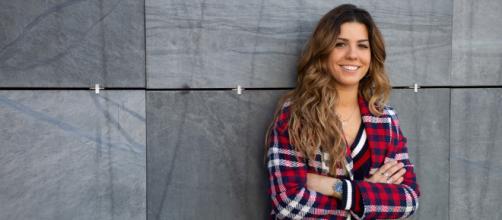 Miriam, de 'OT', homenajea a su serie favorita en su primer single/ Foto Irene Izaguirre