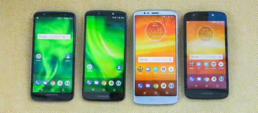 Motorola presenta sus nuevos equipos el G6 y E5