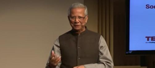 Muhammad Yunus, premio Nobel per la Pace 2006