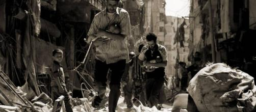 Siria una guerra que matado a miles de personas