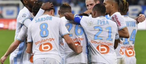 Un international français qui aime l'OM