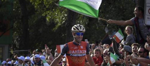 Vincenzo Nibali, Lo Squalo dello Stretto