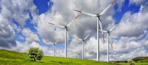 Wind turbines via inhabitat.com