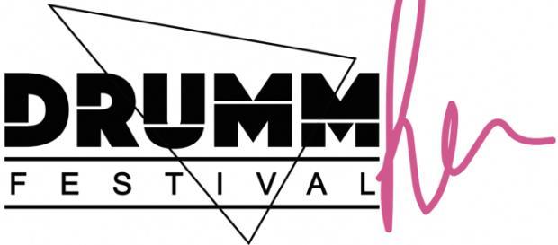 © Affiche Drumm'Her Festival de Mulhouse, 12 et 13 mai 2018