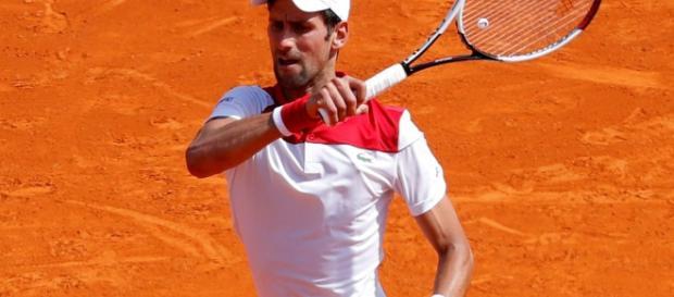 Carlo: Djokovic s'impose sur sa 10e balle de match ! - beinsports.com