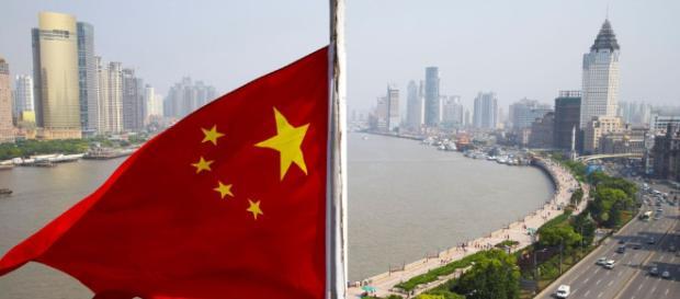 China está aumentando, mientras Estados Unidos está menguando.