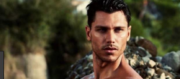 In foto Valerio lo Griego, modello.