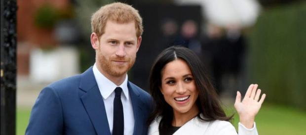 La boda de Meghan Markle y el príncipe Harry