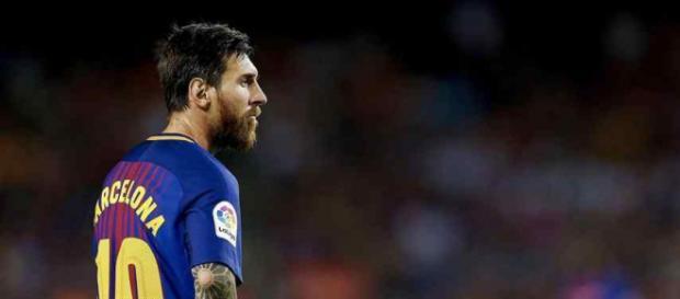 Leo Messi está desapontado com o que se passa no Barcelona