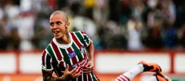 Marcos Júnior pode retornar ao time titular no domingo (Foto: Portal RISE Esportes)