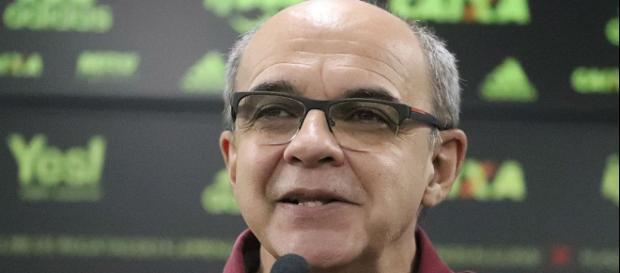 Presidente do Flamengo foi alvo de protesto dos torcedores