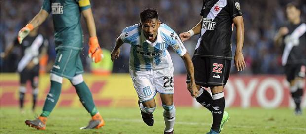 Vasco é goleado na Argentina e tem apenas um ponto na Libertadores