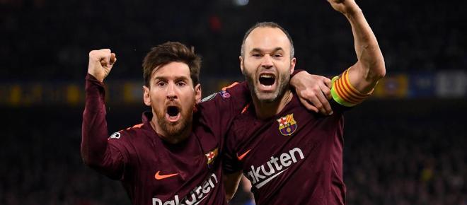 ¿Sabes cuantos títulos han ganado Messi e Iniesta en el Barcelona?