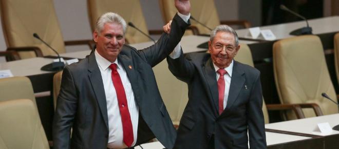 ¿Miguel Díaz-Canel mandará junto a Raúl Castro?