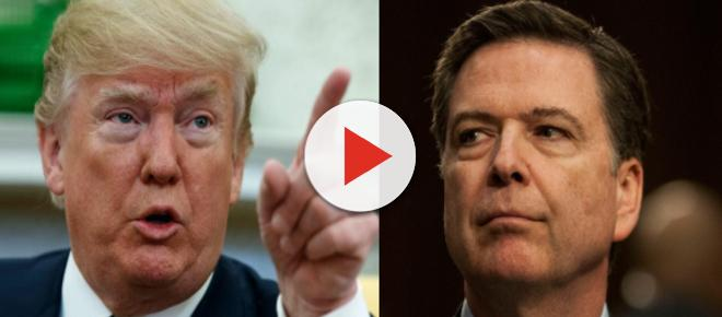 Trump responds to release of James Comey memos, Twitter rant quickly backfires