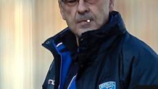 Chelsea se acerca al jefe de Napales Maurizio Sarri