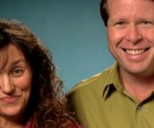Michelle Duggar and Jim Bob Duggar [Image via TLC/YouTube screencap]
