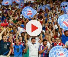 Bahia x Santos ao vivo: Brasileirão 2018. (foto reprodução).