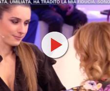 Barbara D'Urso rimprovera Valentina Vignali a Pomeriggio 5