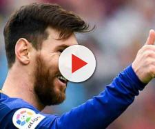 Leo Messi aprova mexidas na equipe