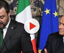 Salvini e Berlusconi ai ferri corti