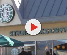 Starbucks bathroom hidden camera discovered. [image source: Fox News - YouTube]