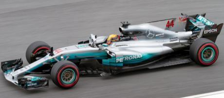 2017 FIA Formula One World Championship - wikipedia.org (CC BY-SA 4.0) photo by Mario