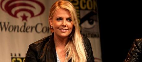 Charlize Theron piled on the pounds for 'Tully' (Source: flickr, Gage Skidmore)