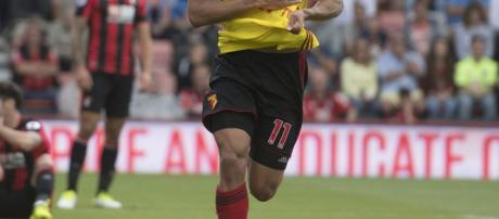 Richarlison es observado por el Manchester United.