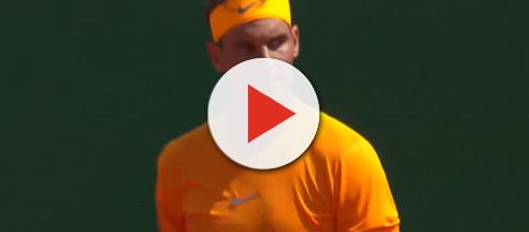 Nadal cruised past Thiem in straight sets. Photo: screenshot via Tennis TV channel on YouTube