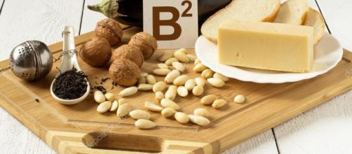 Alimentos ricos en vitamina B2