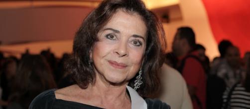 """Betty Faria revela que recusou papel na novela """"Roque Santeiro. (foto reprodução)."""